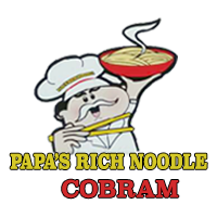 Papas Rich Noodle (Cobram)