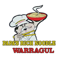 Papas Rich Noodle (Warragul)