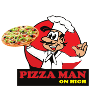 Pizza Man on High