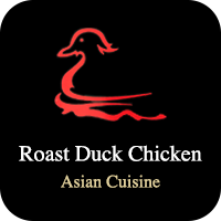 Roast Duck Chicken